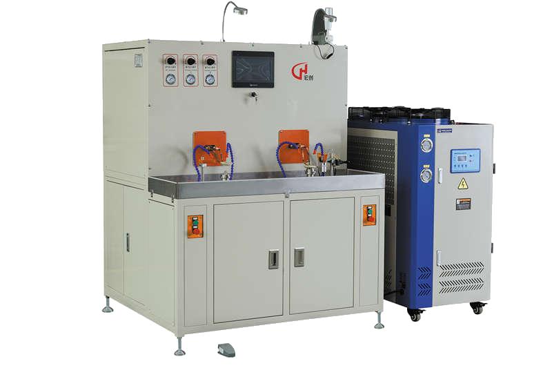 双工位分配器钎焊专机